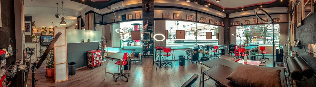 Autark Tattoo Studio innen